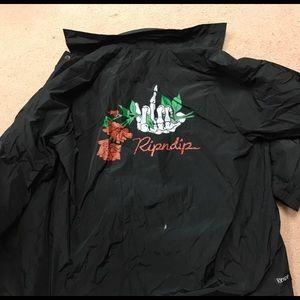 Rip N Dip - F*ck You Windbreaker // LIKE NEW